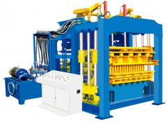 BR10-15 cement brick making machine